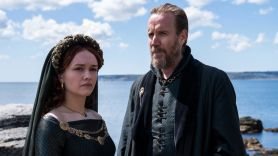 hbo max game of thrones house of the dragon first look images rhys ifans olivia cooke