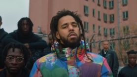 j. cole amari new music video watch