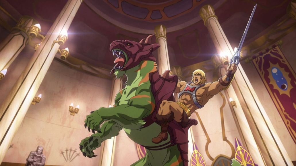 Netflix Shares First Look at Kevin Smith's He-Man Reboot Masters of the  Universe: Revelation