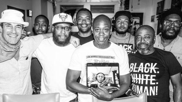 midnight mirace podcast dave chappelle mos def talib kweli