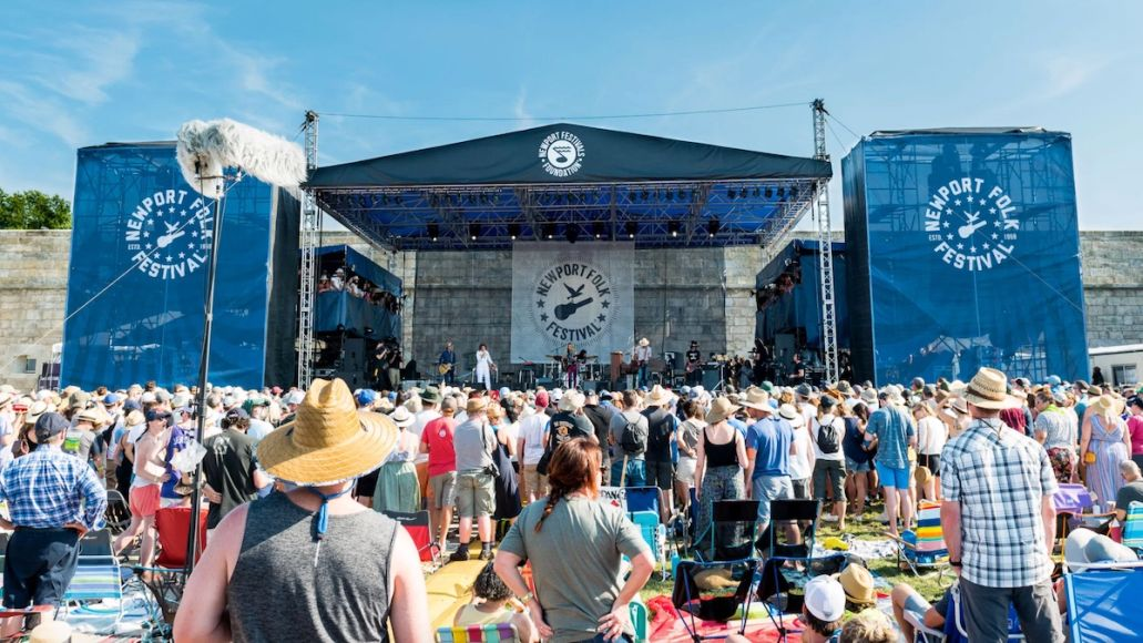 newport folk festival 2021 two part three day july 23 25 26 28 ticket on sale capacity