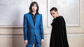 primal scream bobby gillespie savages jehnny beth new song chase it down stream