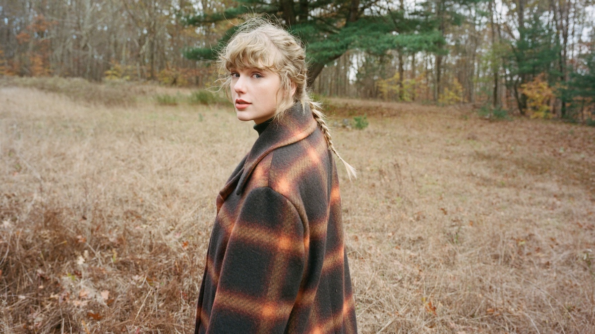 Taylor Swift's evermore Breaks Best Vinyl Sales Week Record in Just Three Days