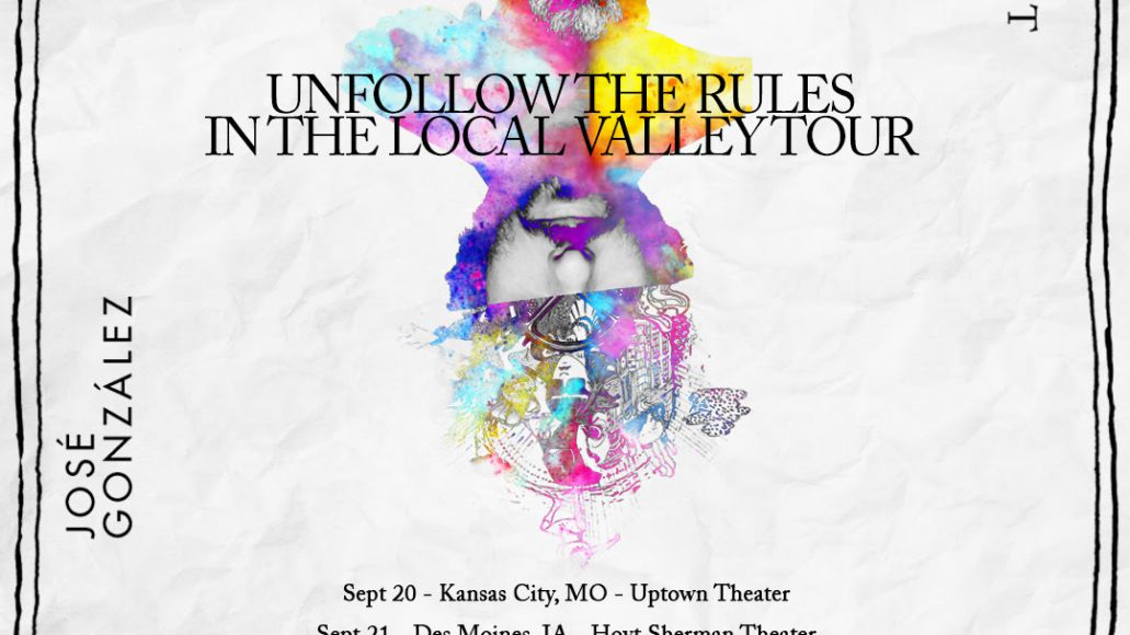 unfollow the rules in the local valley tour Rufus Wainwright and José González Announce Co Headlining 2021 US Tour