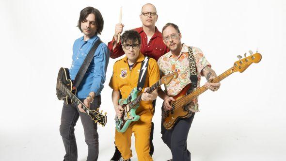 weezer van weezer album review