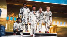 BROCKHAMPTON 2022 tour dates Here Right Now concert live tickets, photo by Ben Kaye