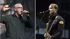 Bad Religion Alkaline Trio tour