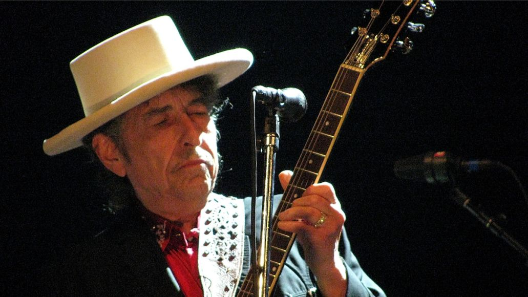 Bob Dylan streaming concert