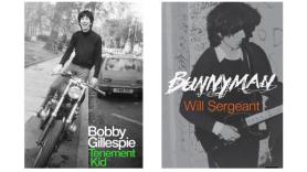 Bobby Gillespie memoir Echo and the Bunnymen Will Sergeant memoirs Primal Scream book history (Third Man Books)