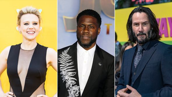 DC League of Super-Pets adds Kevin Hart, Kate McKinnon, Keanu Reeves to voice cast