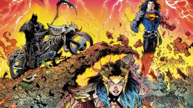dc comics and loma vista records release dark nights death metal soundtrack stream rise against chelsea wolfe Manchester orchestra mastodon denzel curry soccer mommy idles