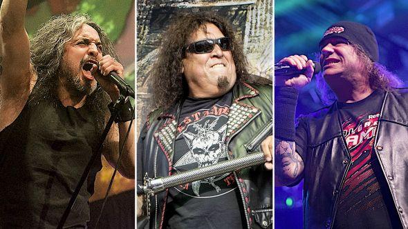 Testament Exodus Death Angel 2021 tour