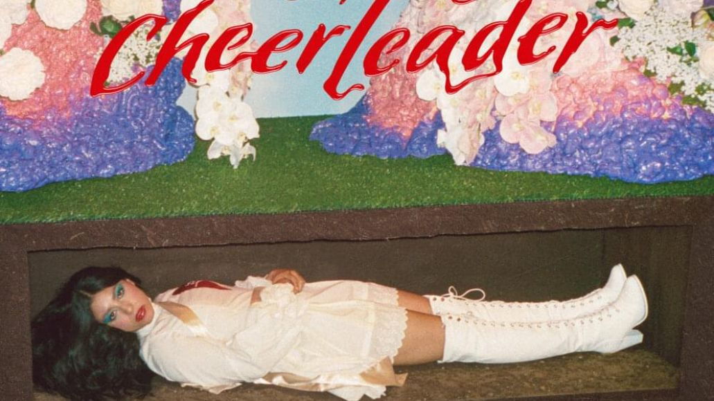 Death of a Cheerleader Artwork