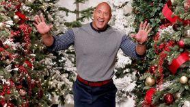 Dwayne Johnson Christmas