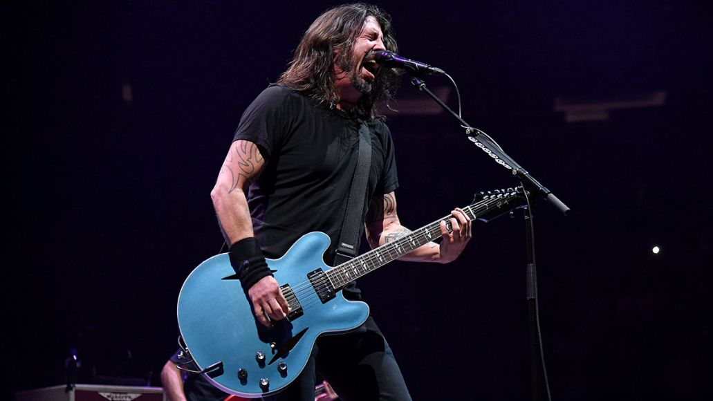 Foo Fighters Madison Square Garden