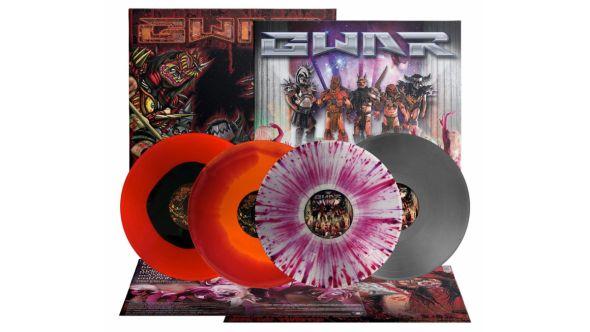 gwar vinyl reissues