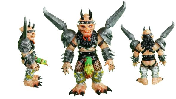 GWAR Oderus Urungus Toy