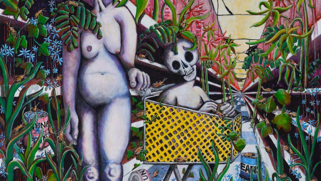 Indigo De Souza - Any Shape You Take Album Art