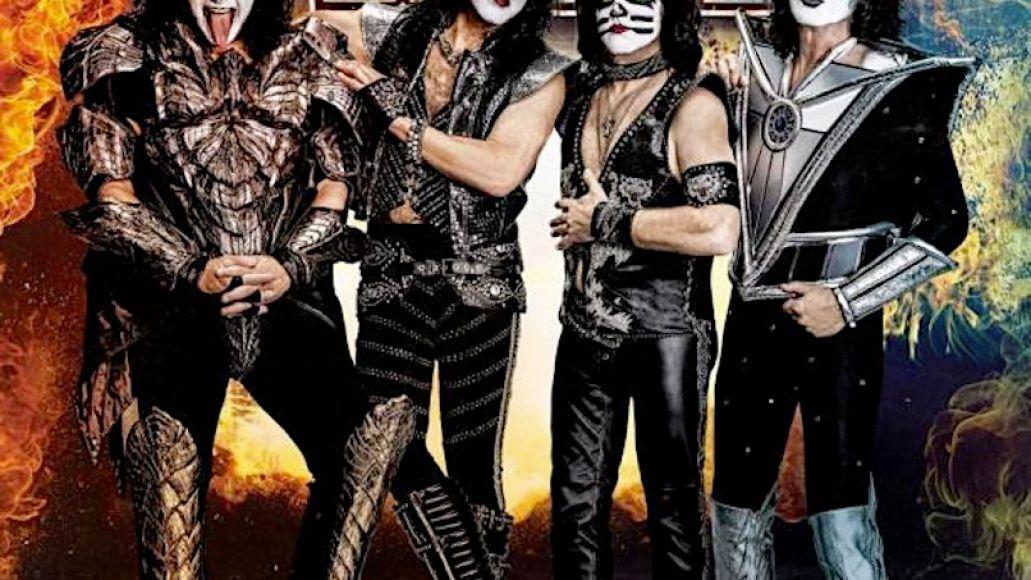 KISS final tour poster