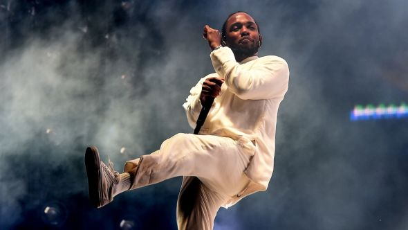 Kendrick Lamar 2021