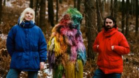 LUMP We Cannot Resist stream Laura Marling music video Mike Lindsay new song LUMP, photo by Christian Cargill