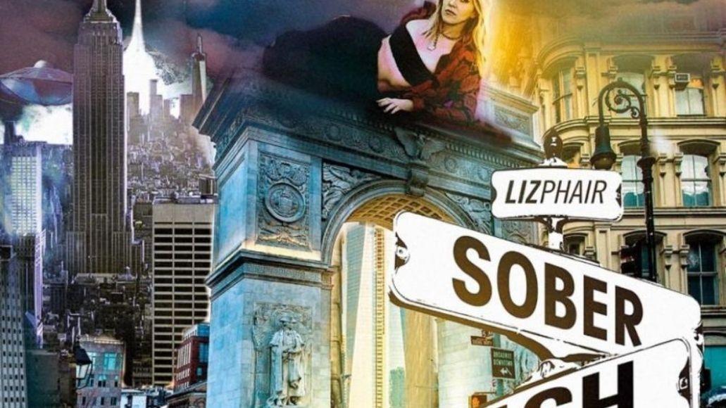 Liz Phair soberish cover art
