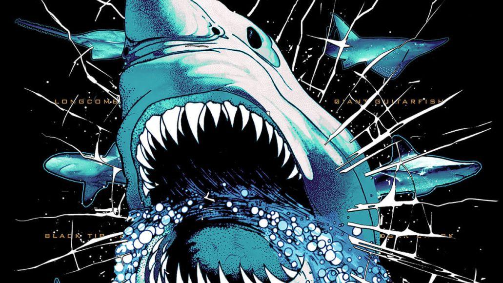 Mastodon Aquarium poster