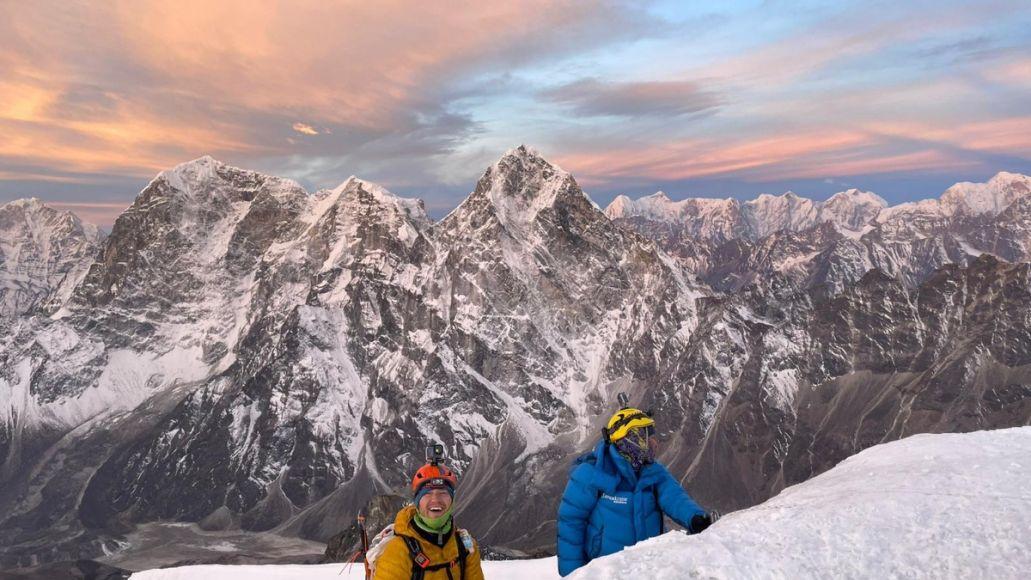 Mike Posner Everest