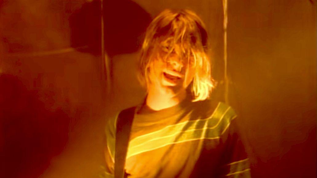 Nirvana Smells Like Teen Spirit 1 billion Spotify