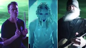 The Pretty Reckless and Soundgarden music video