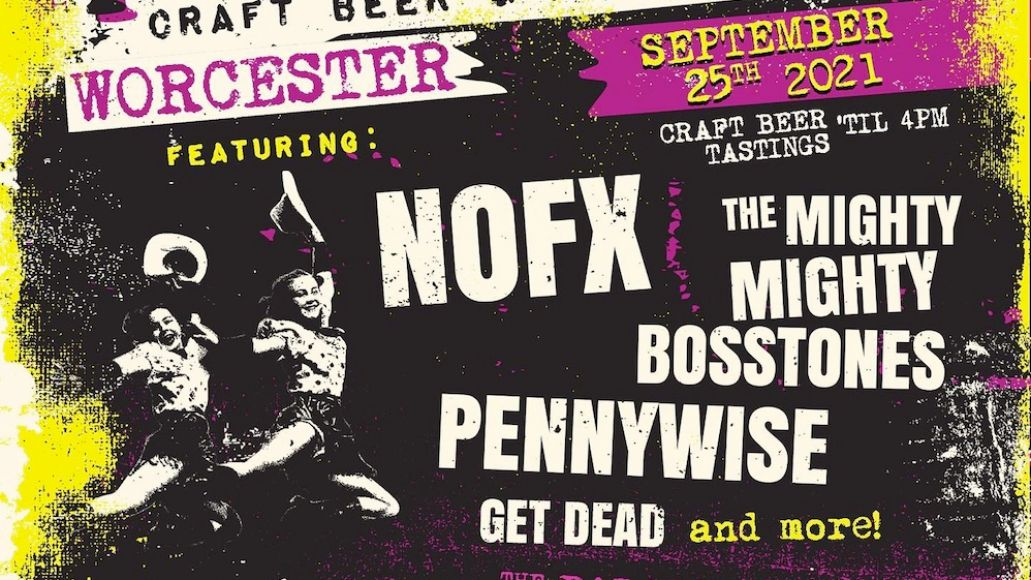 Punk in Drublic Massachusetts