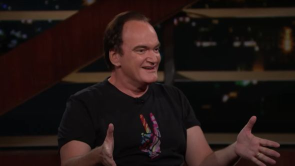 quentin tarantino doubles down on plans to retire after next film
