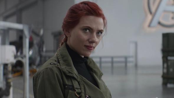 Tower of Terror movie film Scarlett Johansson adaptation Disney Scarlet Johannson, photo via Marvel Studios/Disney