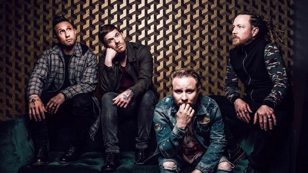Shinedown 2021 US tour