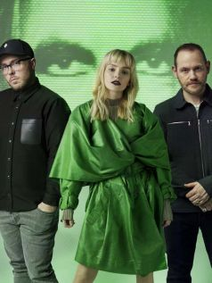 CHVRCHES Robert Smith Songs of the week