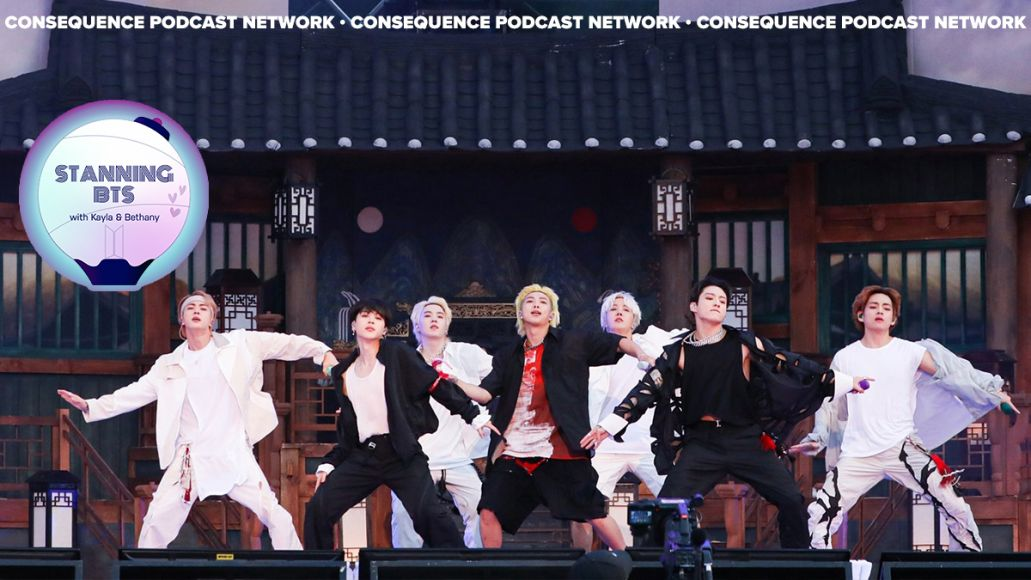 Stanning BTS Muster Sowoozoo festival livestream