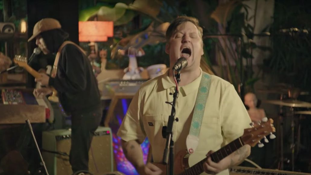 modest mouse performwe are between tonight show starring jimmy fallon
