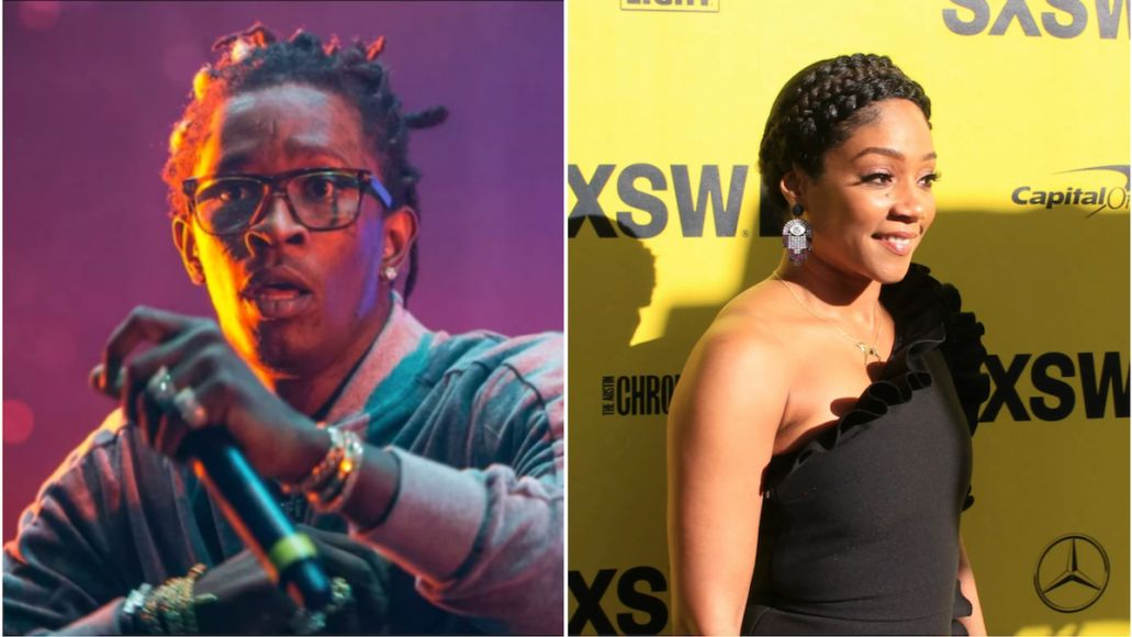 young thug to star in rap hip-hop musical throw it back produced tiffany haddish