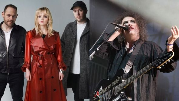 chvrches robert smith how not to drown remix stream