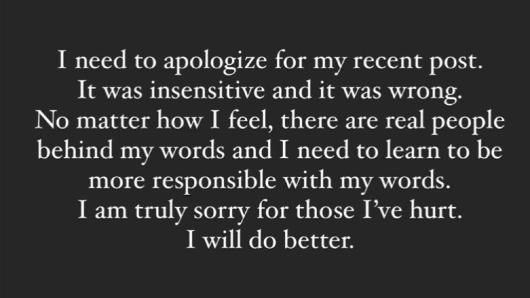 courtney love apology Courtney Love Apologizes for Since Deleted Posts About Trent Reznor and Dave Grohl