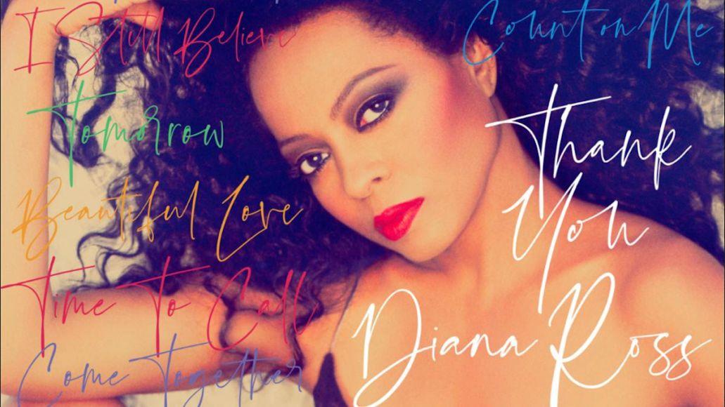 diana ross thank you new album song single listen stream
