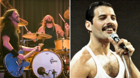 foo fighters cover queen somebody to love taylor hawkins