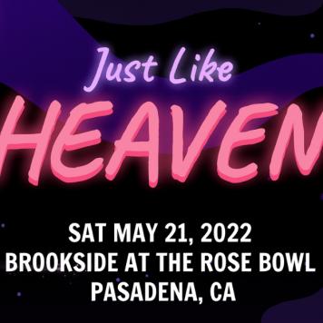 just like heaven festival 2022