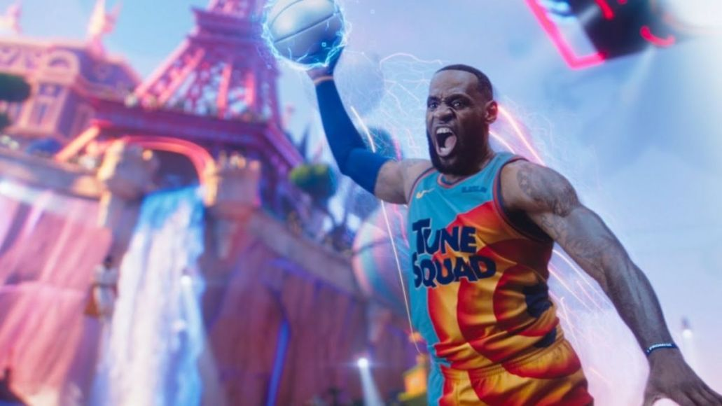 space jam: a new legacy soundtrack reveal lebron james