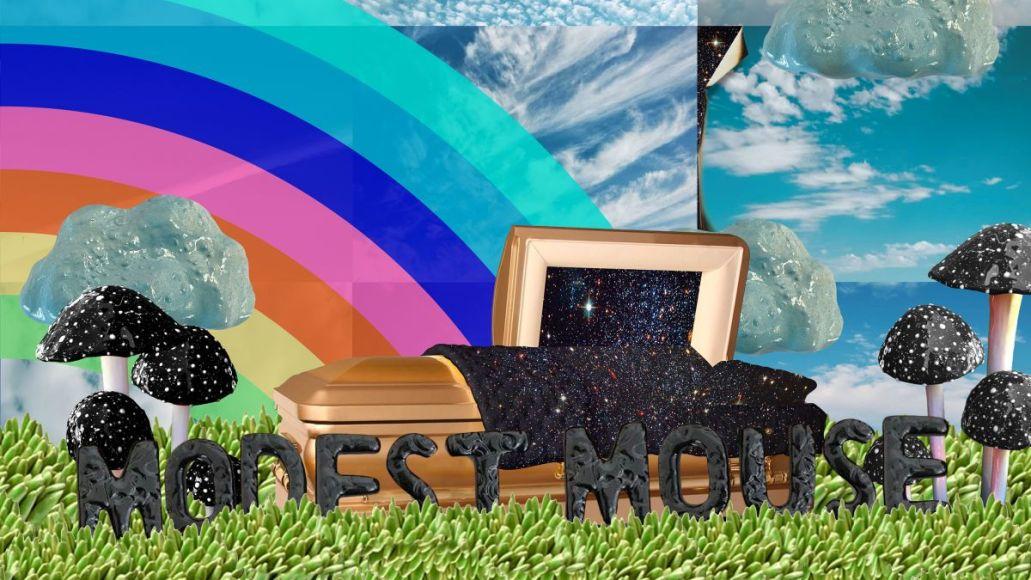 modest mouse the golden casket new album stream artwork