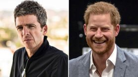 noel gallagher prince harry fucking woke snowflake liam brother prince william