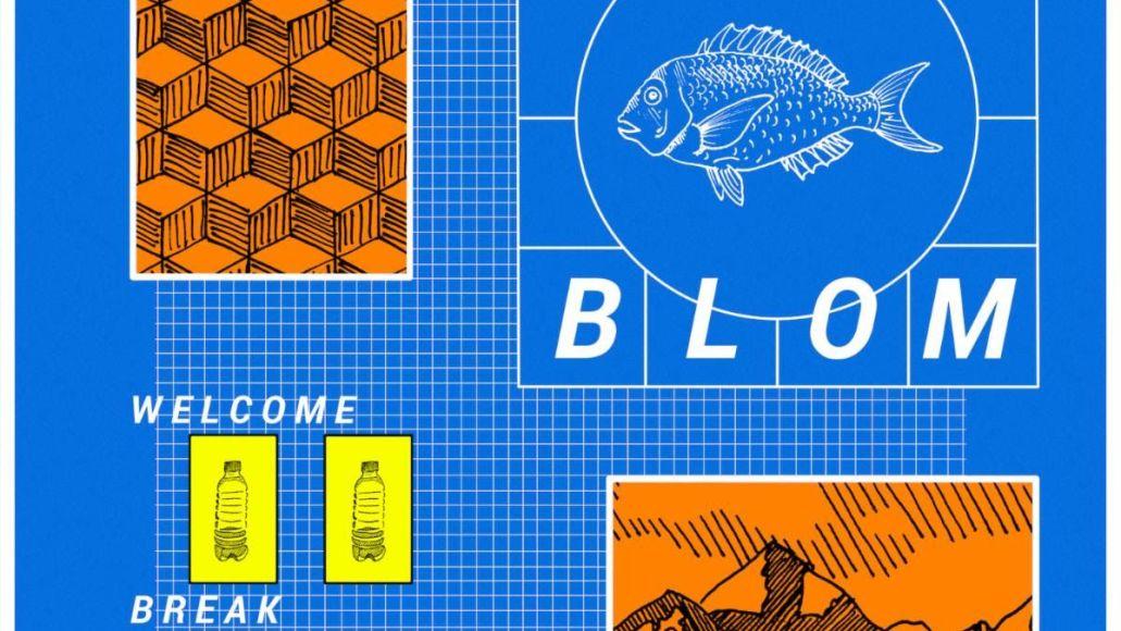 pip blom new album welcome break artwork