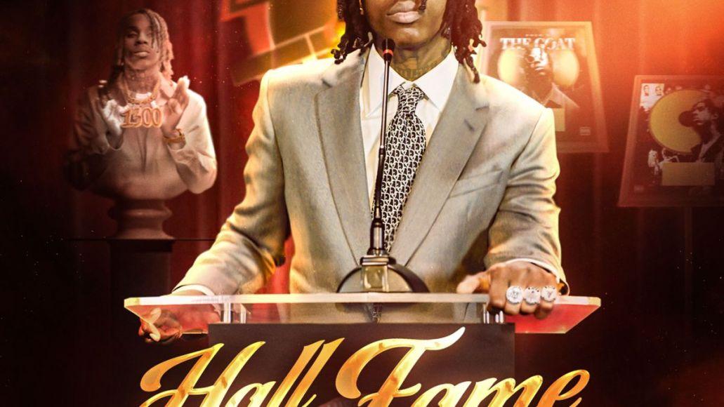 polo g hall of fame artwork stream