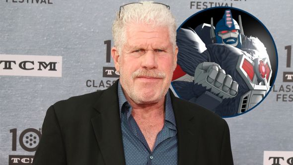 ron perlman optimus primal casting voice transformers rise of the beasts