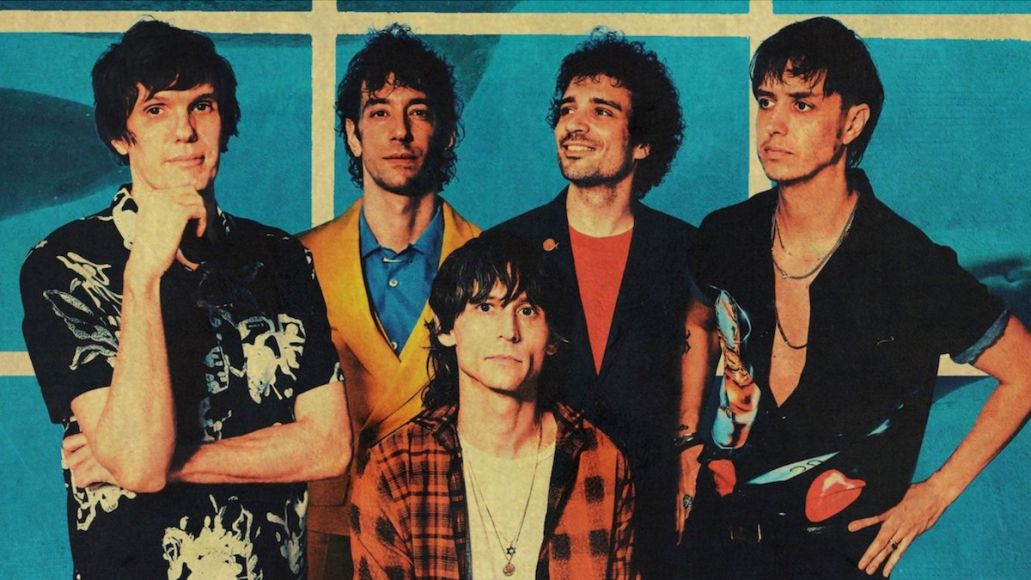 the strokes maya wiley ad starting again watch stream new song single new york city nyc mayoral primary